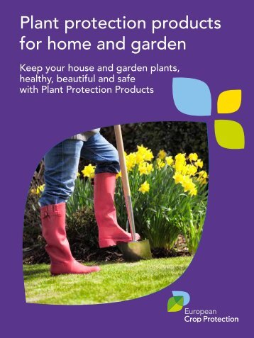 Plant Protection Products for Home and Garden (9 Jul 2013)