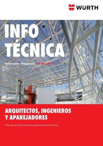 Revista Info Tecnica 2011 - Wurth