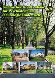 Sächsisches Krankenhaus für Psychiatrie und Neurologie Rodewisch