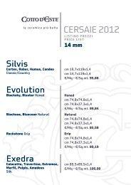 CERSAIE 2012 - Cotto d'Este