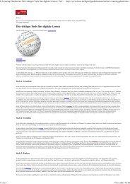 (E-Learning-Plattformen: Die richtigen Tools f\374rs digitale Lernen ...