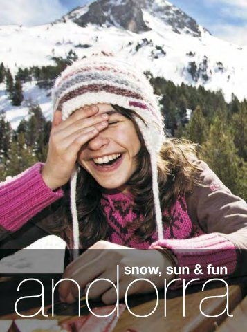 snow, sun & fun - Ski Andorra