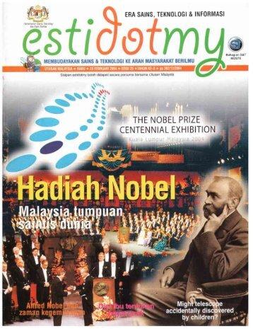 Hadiah Nobel - Akademi Sains Malaysia