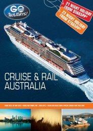 CRUISE & RAIL AUSTRALIA - The Cruise Broker