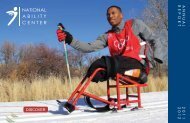 Annual Report - National Ability Center
