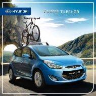 Hyundai ix20 tilbehørsbrosjyre