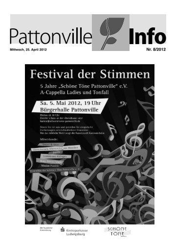 Stadtbahnfest Sonntag 6. Mai 2012 - Pattonville