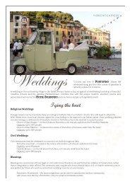 Wedding Factsheet - by Orient-Express