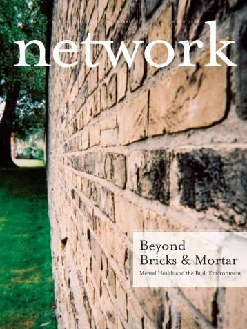 Beyond Bricks & Mortar - Canadian Mental Health Association