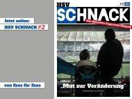 HSV-SCHNACK-Ausgabe2