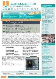 3. Quartal 2008 - Krankenhaus Grimma