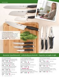 German Catalog Winter 2012 - The Pampered Chef