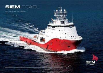 SIEM PEARL - Siem Offshore AS
