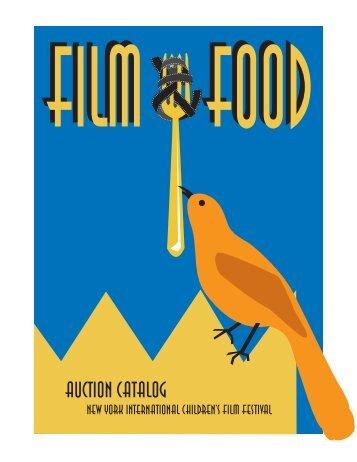 Auction Catalog - New York International Children's Film Festival