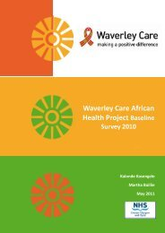 Download the full report here - Waverley Care