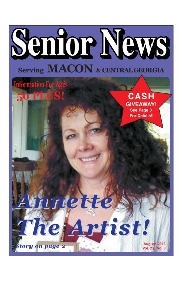 Aug - Senior News Georgia