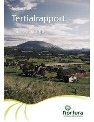 Tertialrapport T1-13.pdf - Nortura