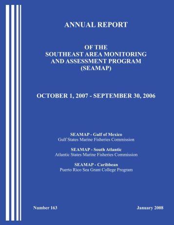 SEAMAP - Gulf States Marine Fisheries Commission
