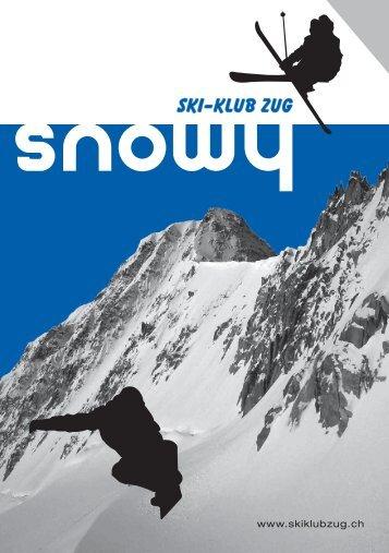 Der Radsport - Ski Klub Zug