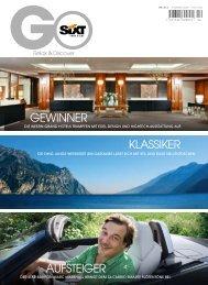 KlaSSiKer gewinner aUfSteiger - Sixt Mietwagen Blog Deutschland