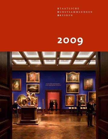 2009 - Staatliche Kunstsammlungen Dresden