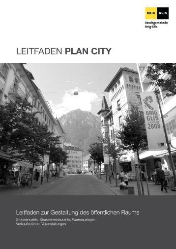 Brig: Leitfaden Plan City 2008 - ZORA