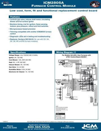 ICM 271Fan Control Center - PexSupply.com on