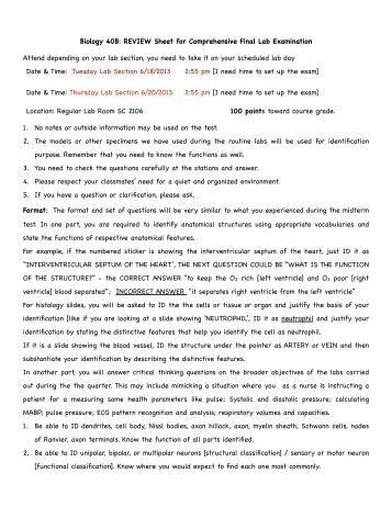 biology 40 b midterm exam i study guide dr de anza college rh yumpu com General Biology Final Exam Biology Final Exam Funny