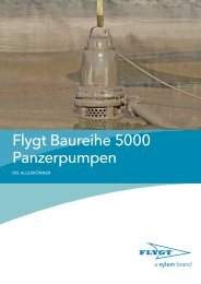 610778 Baureihe 5000 Panzerpumpen Version 2 ... - Water Solutions