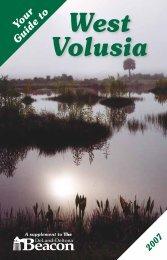 West Volusia - The DeLand Beacon