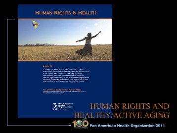 Pan American Health Organization - Division for Social Policy and ...