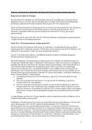 Punkt 18 Styrelsens förslag till incitamentsprogram - Tradedoubler