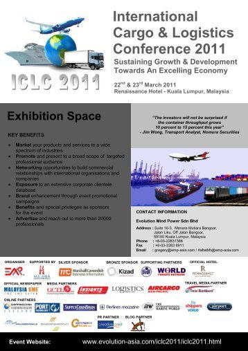 Exhibition Brochure - EMP Asia