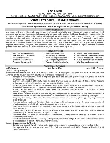 it telecommunications manager front runner resume writing