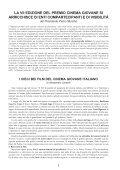 C R I T I C A • C U L T U R A • C I N E M A - Cine Circolo Romano - Page 4