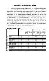 Merit list of Service Providers (English) - SSA Punjab