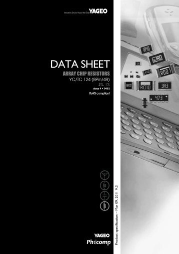 DATA SHEET - Farnell