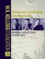 Grassroots Leadership Development: - Racial Equity Tools