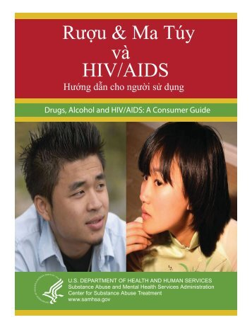 Vietnamese Drug Alcohol HIV/AIDS - SAMHSA Store - Substance ...