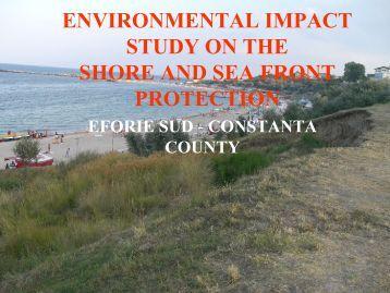 raport la studiul de impact asupra mediului protectie mal si fa