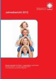 Jahresbericht 2012 - Online-Beratung