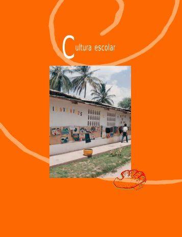 Cultura escolar - Coordinación de Actualización Docente