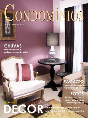 CHUVAS RAGAZZO FOTOS - Editora Condomínios