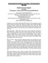 NGO Sulsel - KontraS