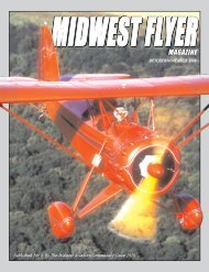 2006 MF April May - Midwest Flyer Magazine