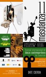 programa - Masdanza.com
