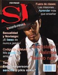 Backstage: Kalimba Talento nato - SI para jóvenes