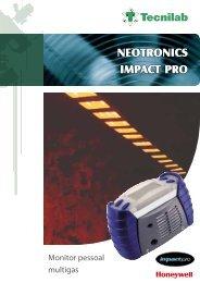 nEOTROnICS IMPACT PRO - VectWeb SM