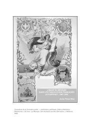 L'IMAGE DU MEXIQUE DANS LES PUBLICATIONS ... - Lomesoft
