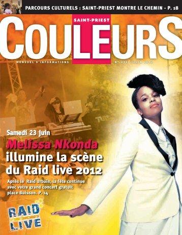 Télécharger le n°232 (Juin 2012) - Saint-Priest